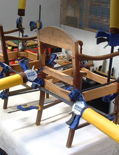 Frame And Timber Repairs