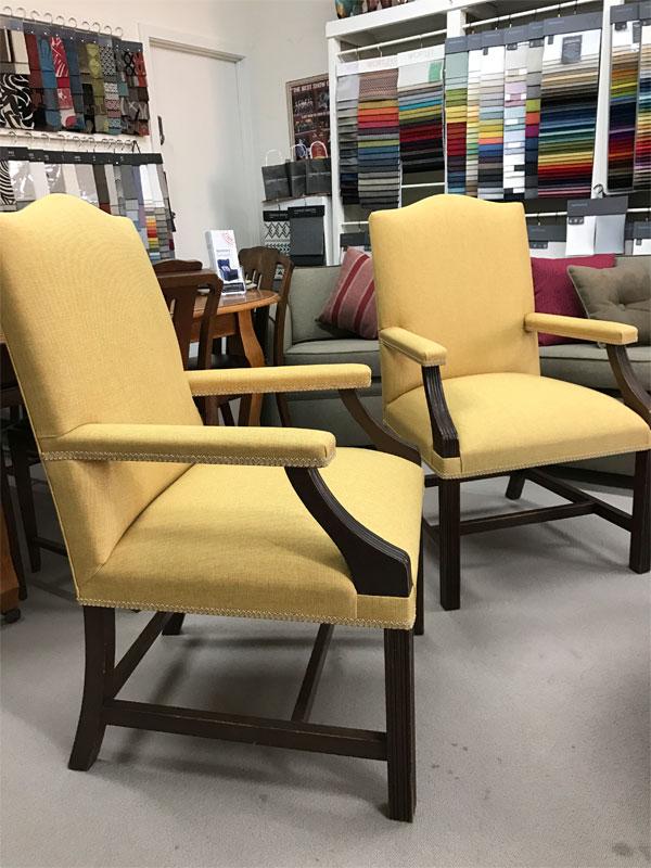 Edwardian-armchairs