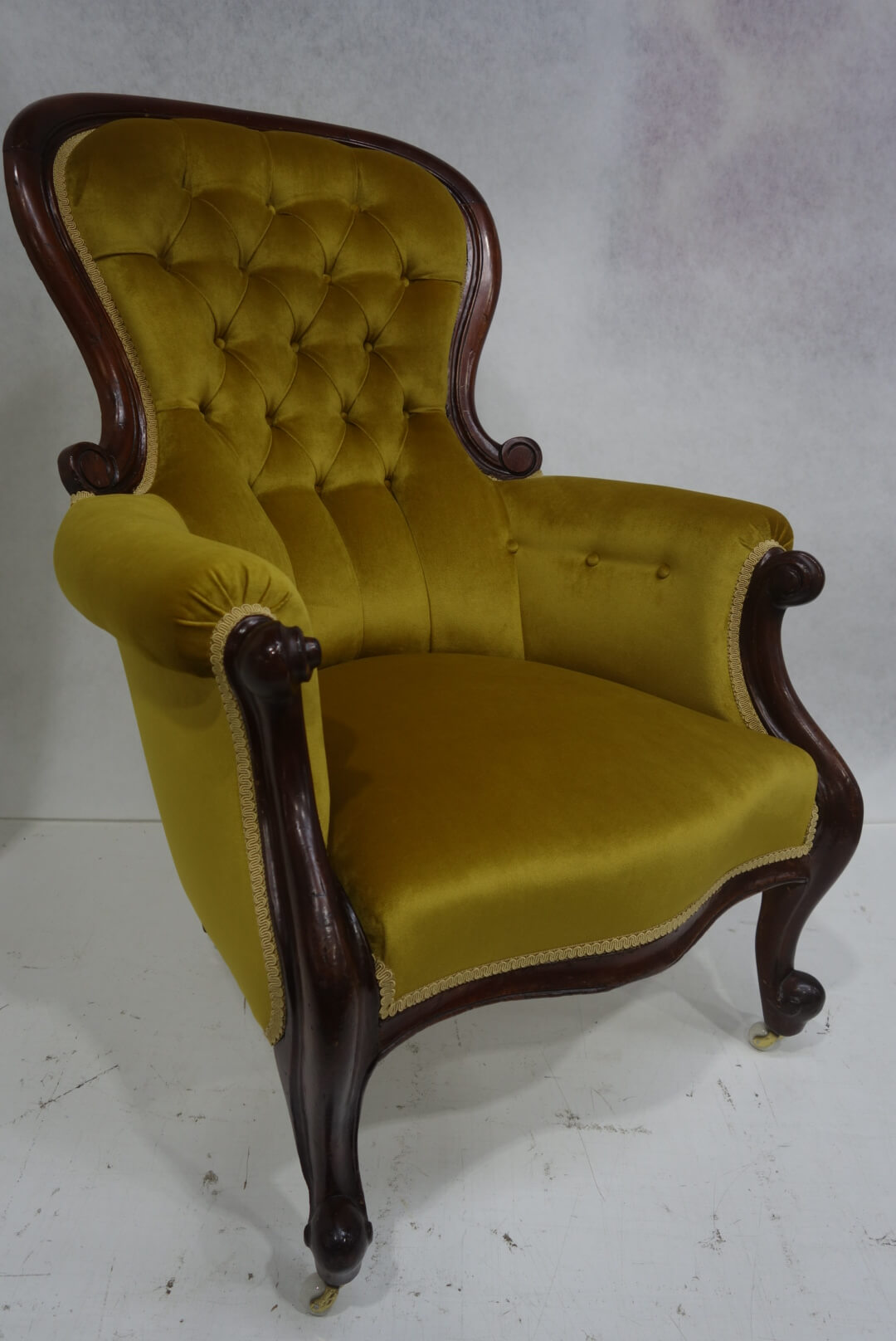 grandfather-chair