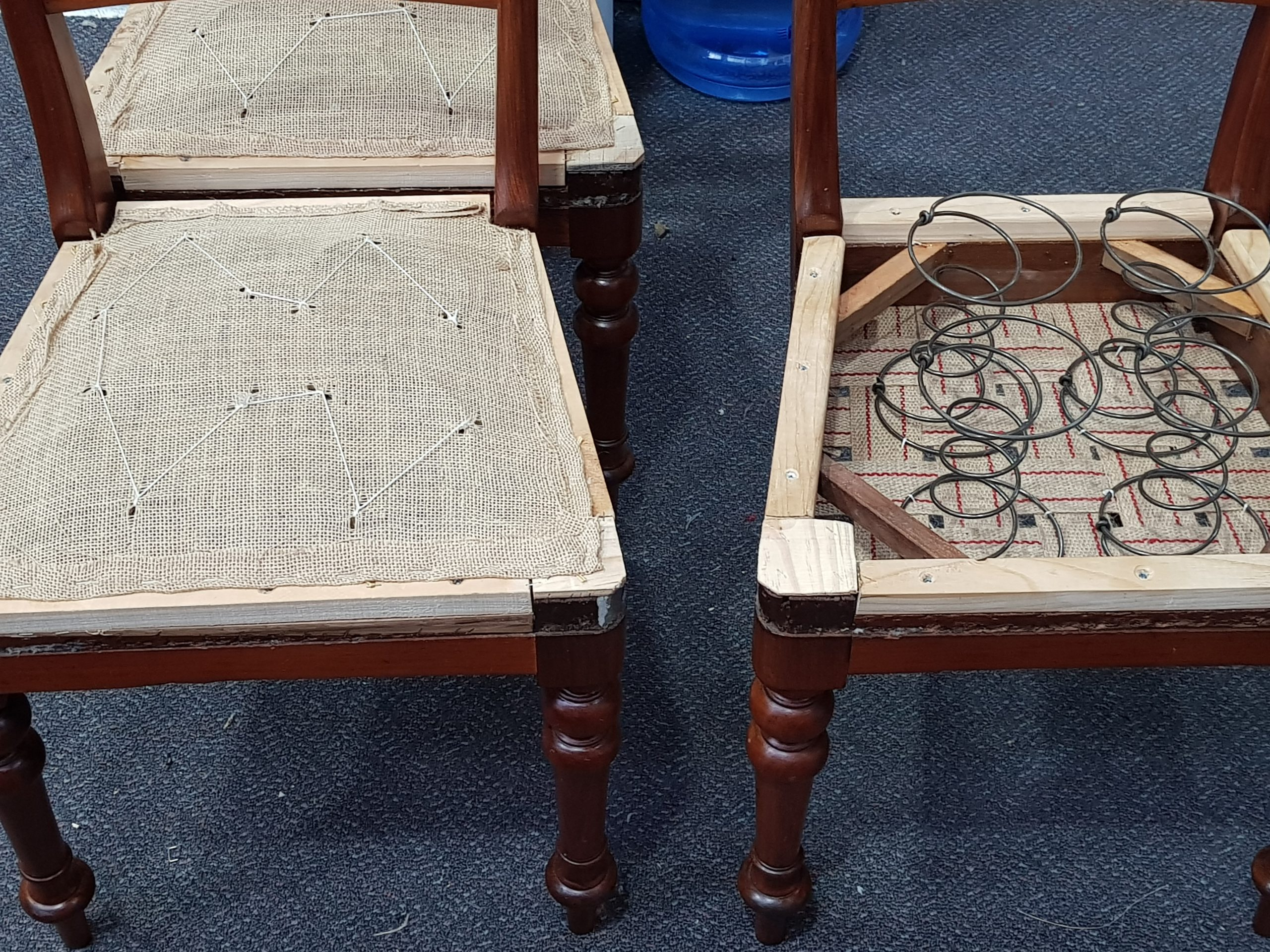 Dining chair repairs